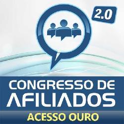 Participe do Congresso de Afiliados - Evento ONLINE e GRATUITO - Vagas Limitadas!