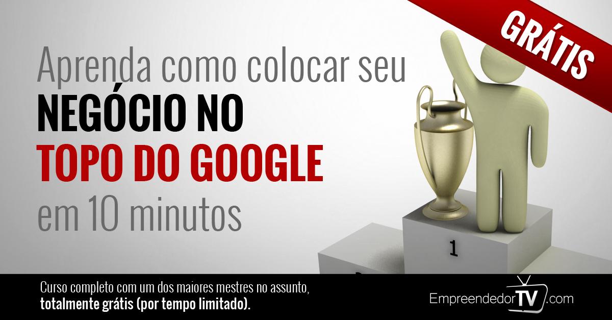 1º LUGAR no Google! GRATlS?  Que Tal?
