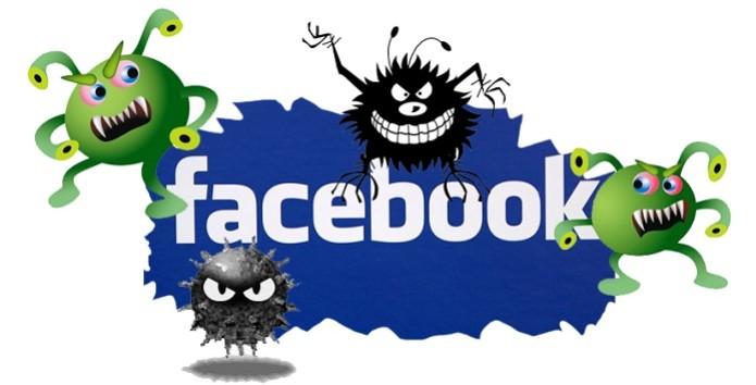 VÍRUS no Facebook! Como Eliminar?