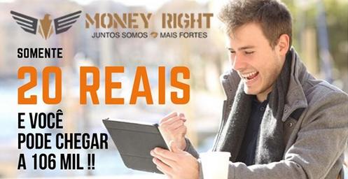Money Right - Apenas R$20,00!